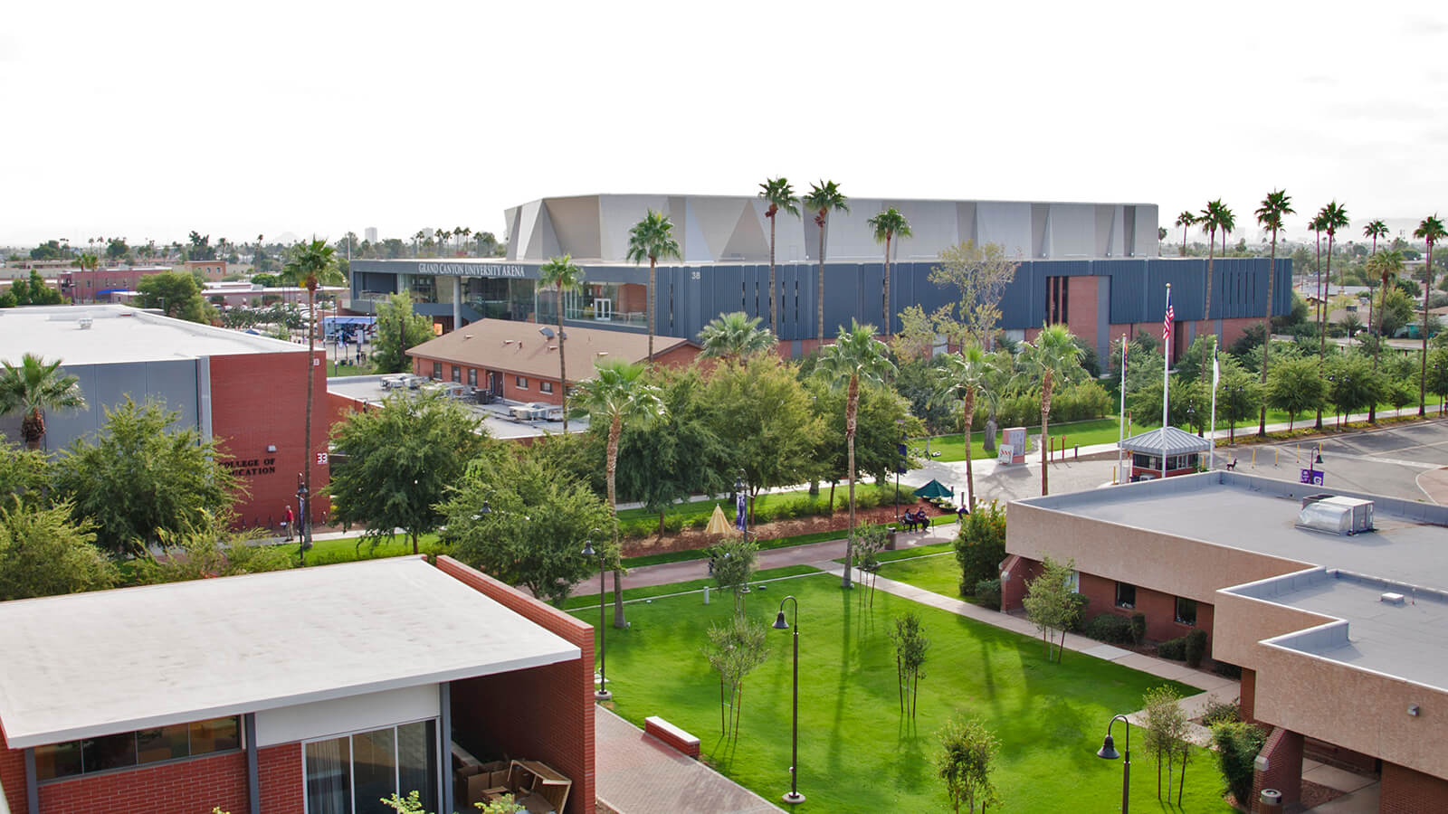 Grand Canyon University Cappex