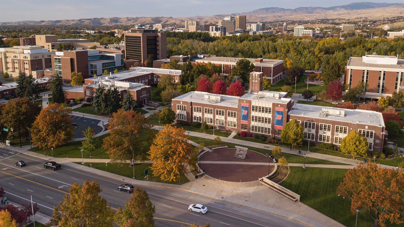 Boise State University | Cappex