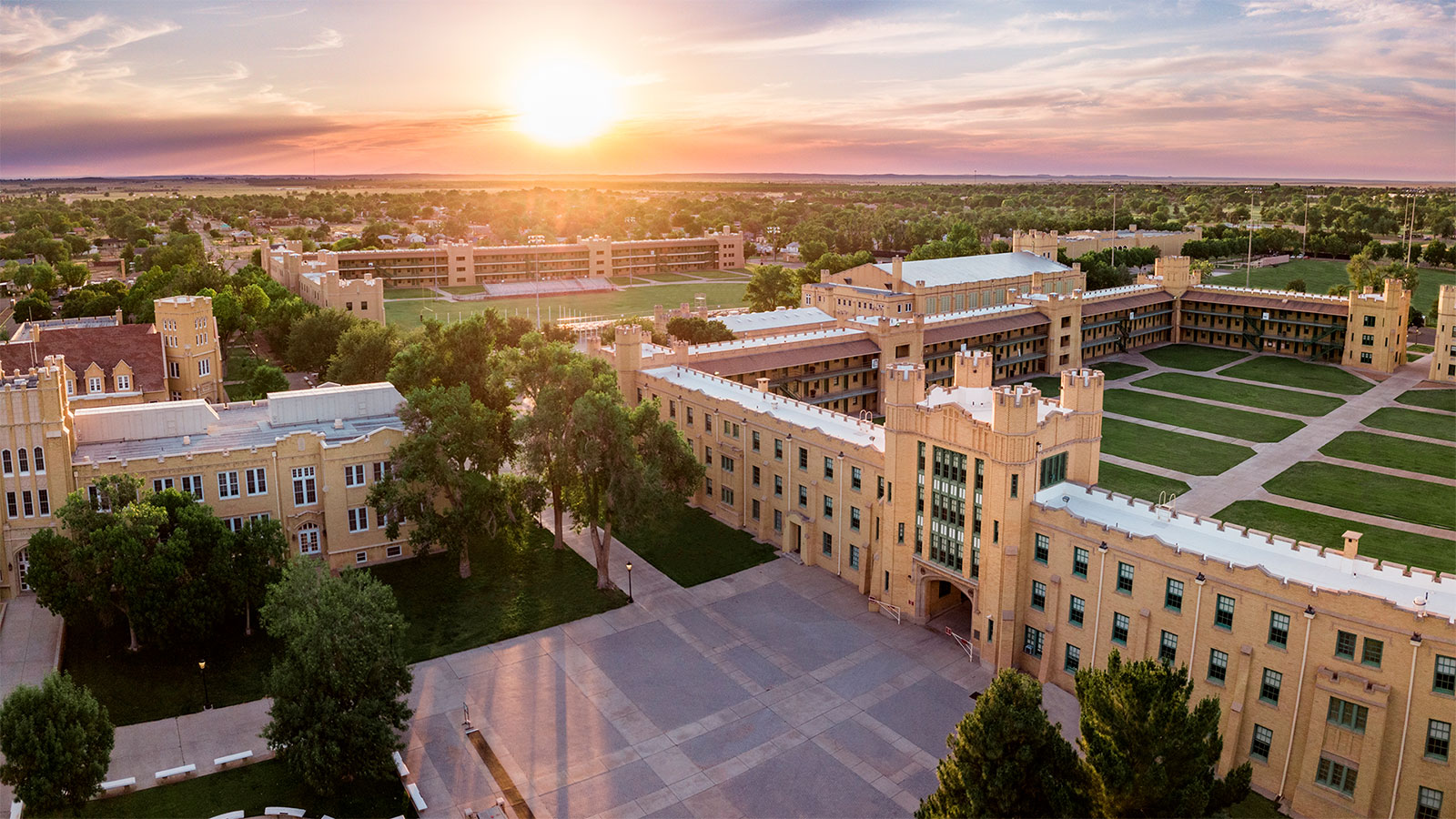 New Mexico Military Institute
