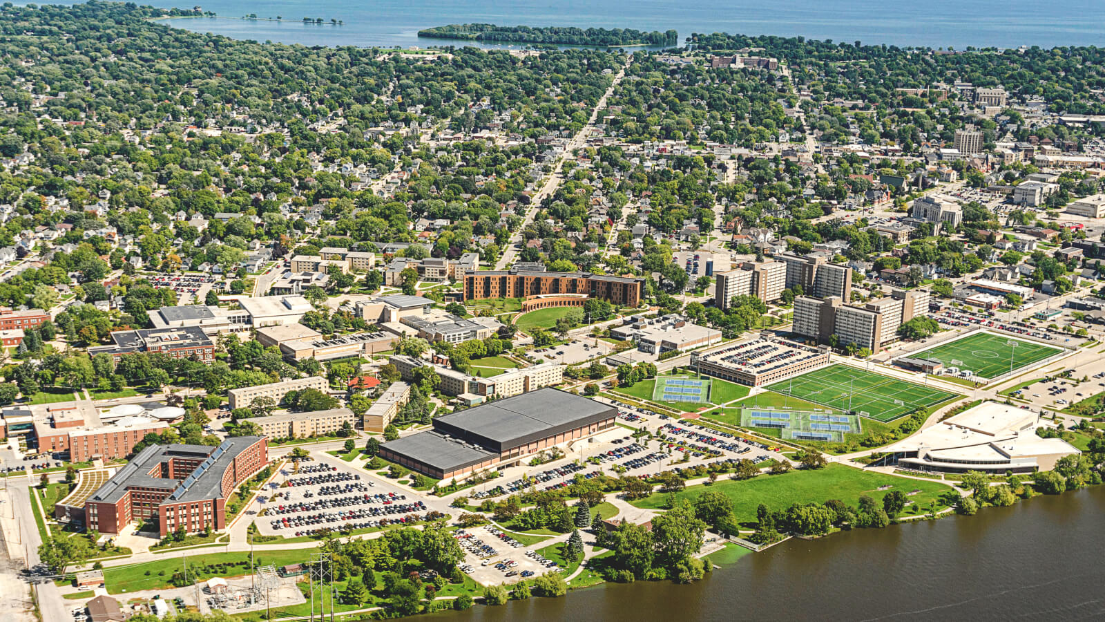 Colleges in Wisconsin