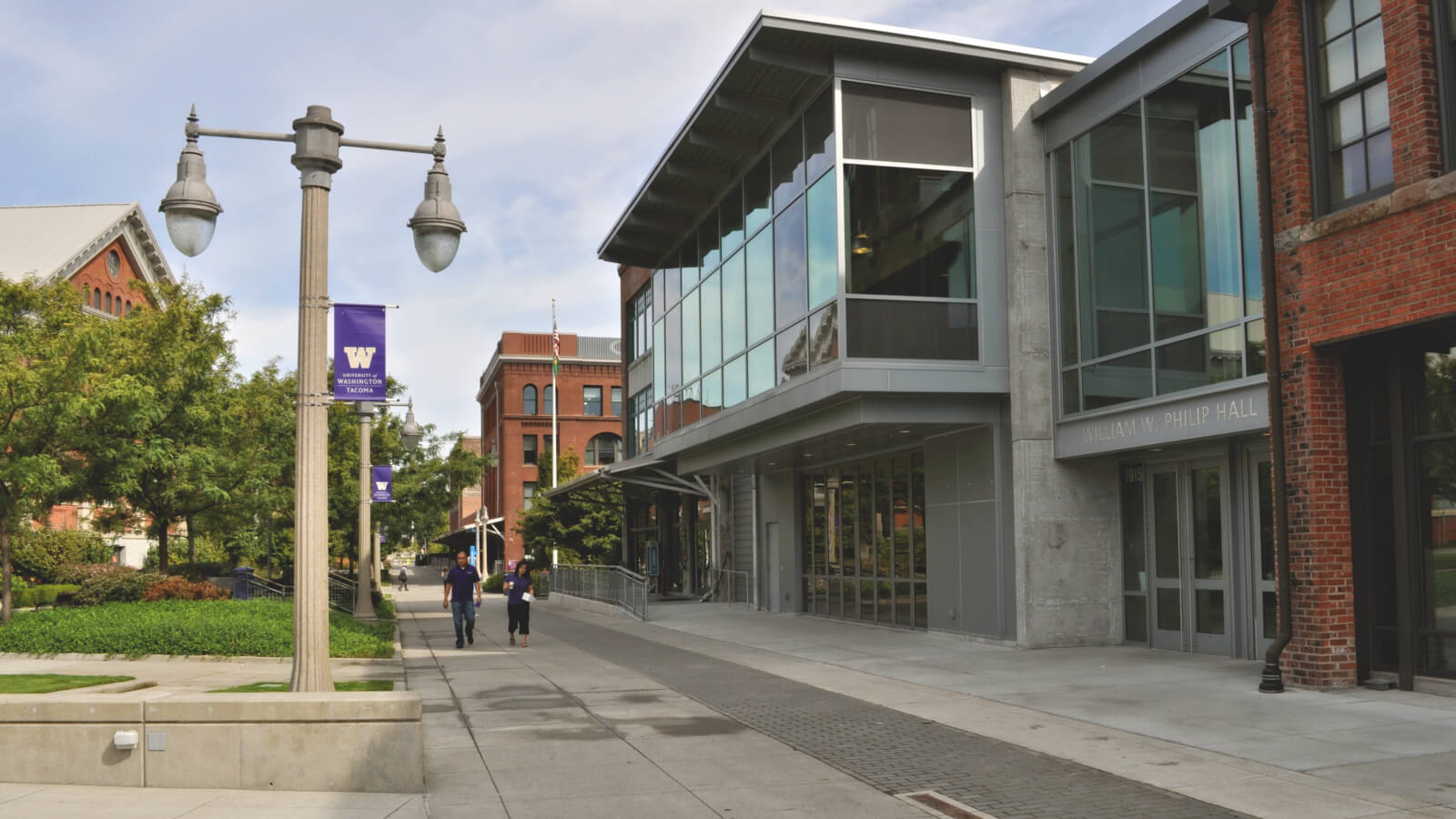 University of Washington-Tacoma Campus