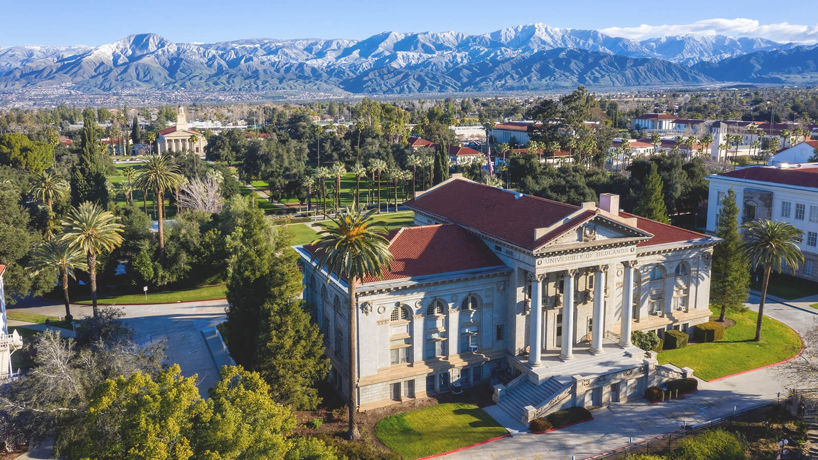 University Of Redlands Tuition >> University Of Redlands Cappex