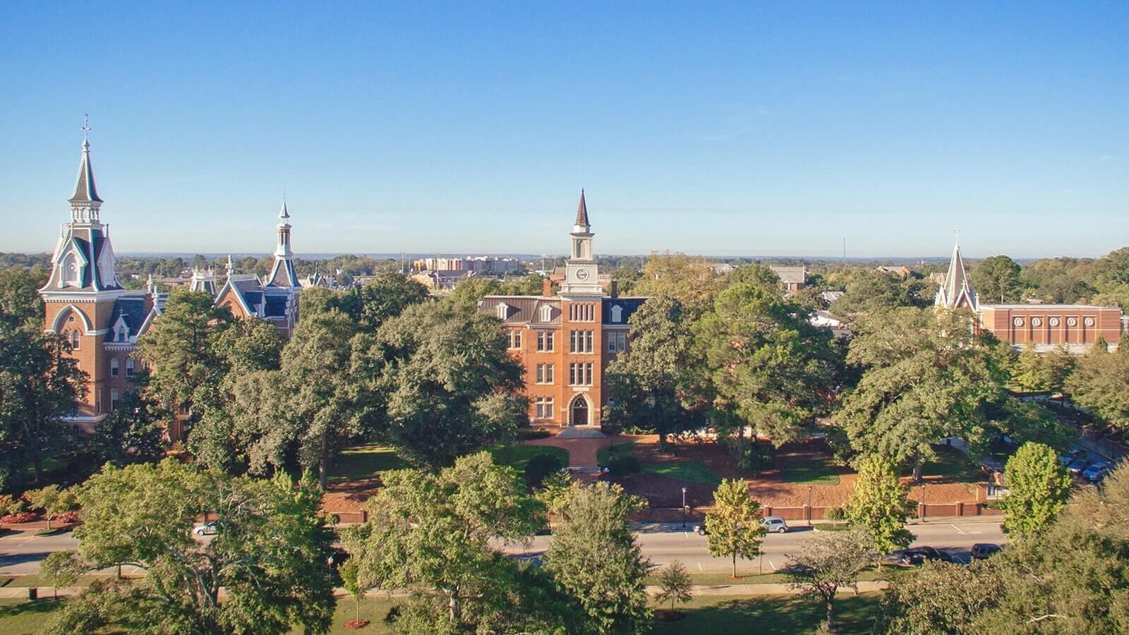 Mercer University | Cappex