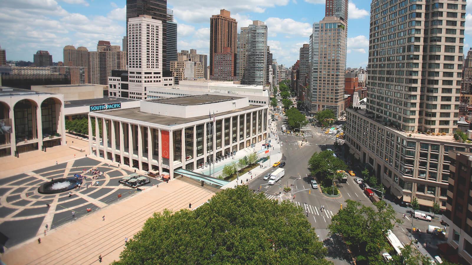 What Is Juilliard >> The Juilliard School Cappex