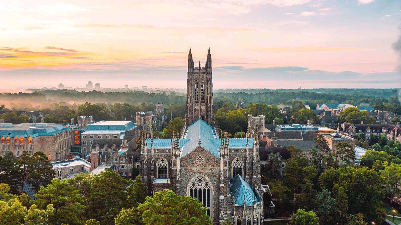 Duke University   Cappex