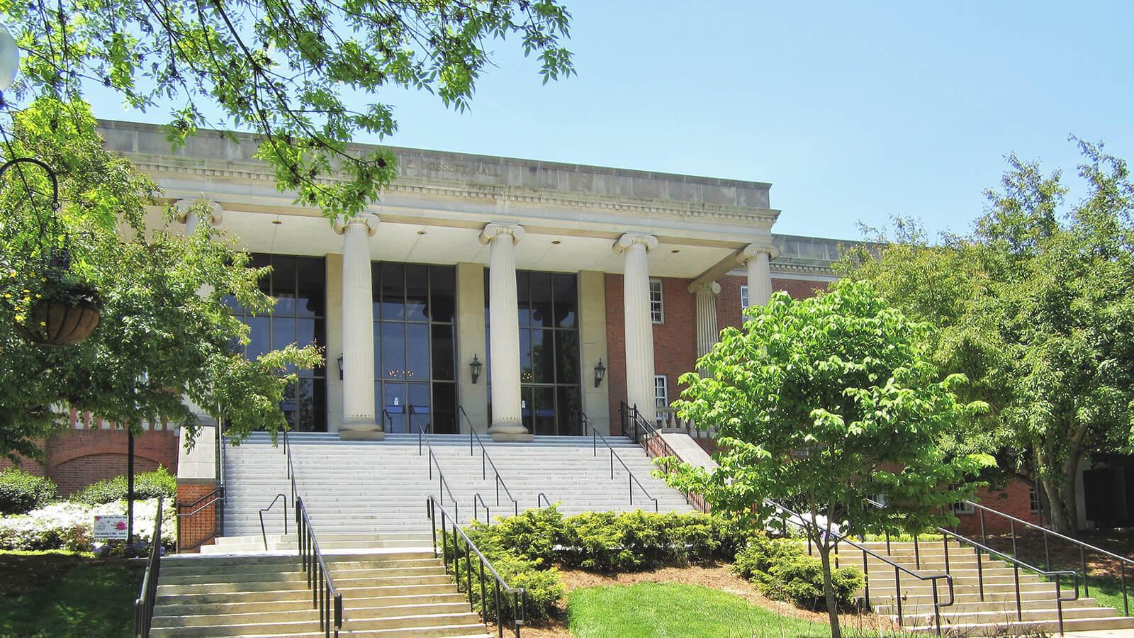 Eastern Tennessee State University >> East Tennessee State University Cappex