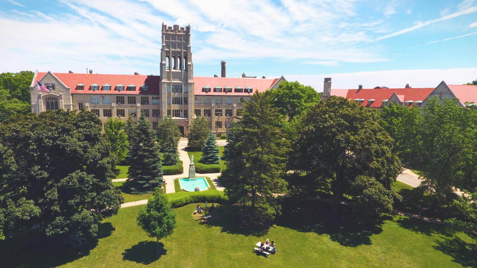 Mount Mary University >> Mount Mary University Cappex