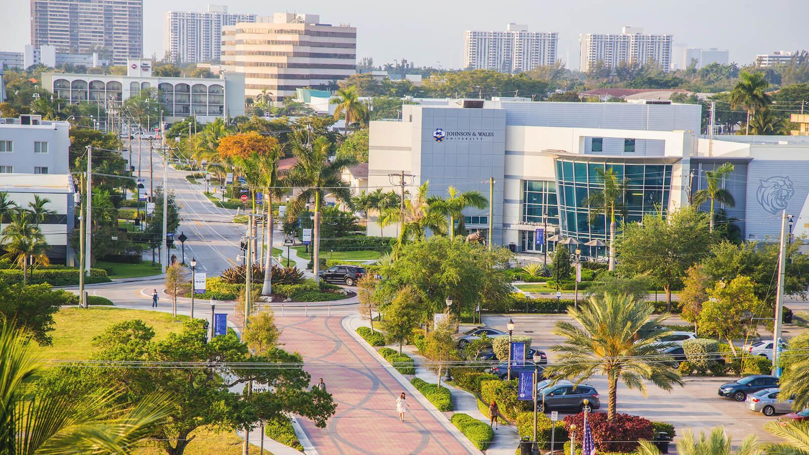 Johnson And Wales University Miami >> Johnson Wales University North Miami Cappex