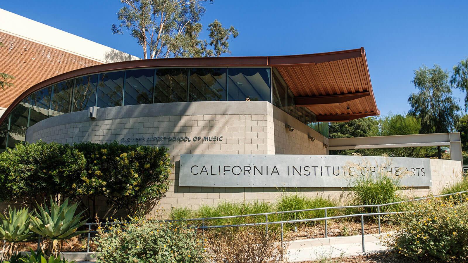 california institute of the arts cappex