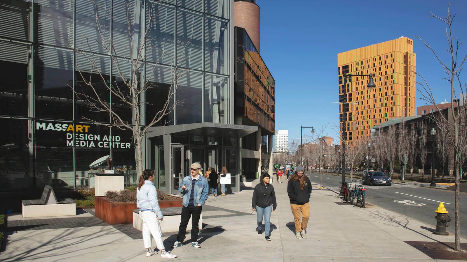 Image result for Massachusetts College of Art