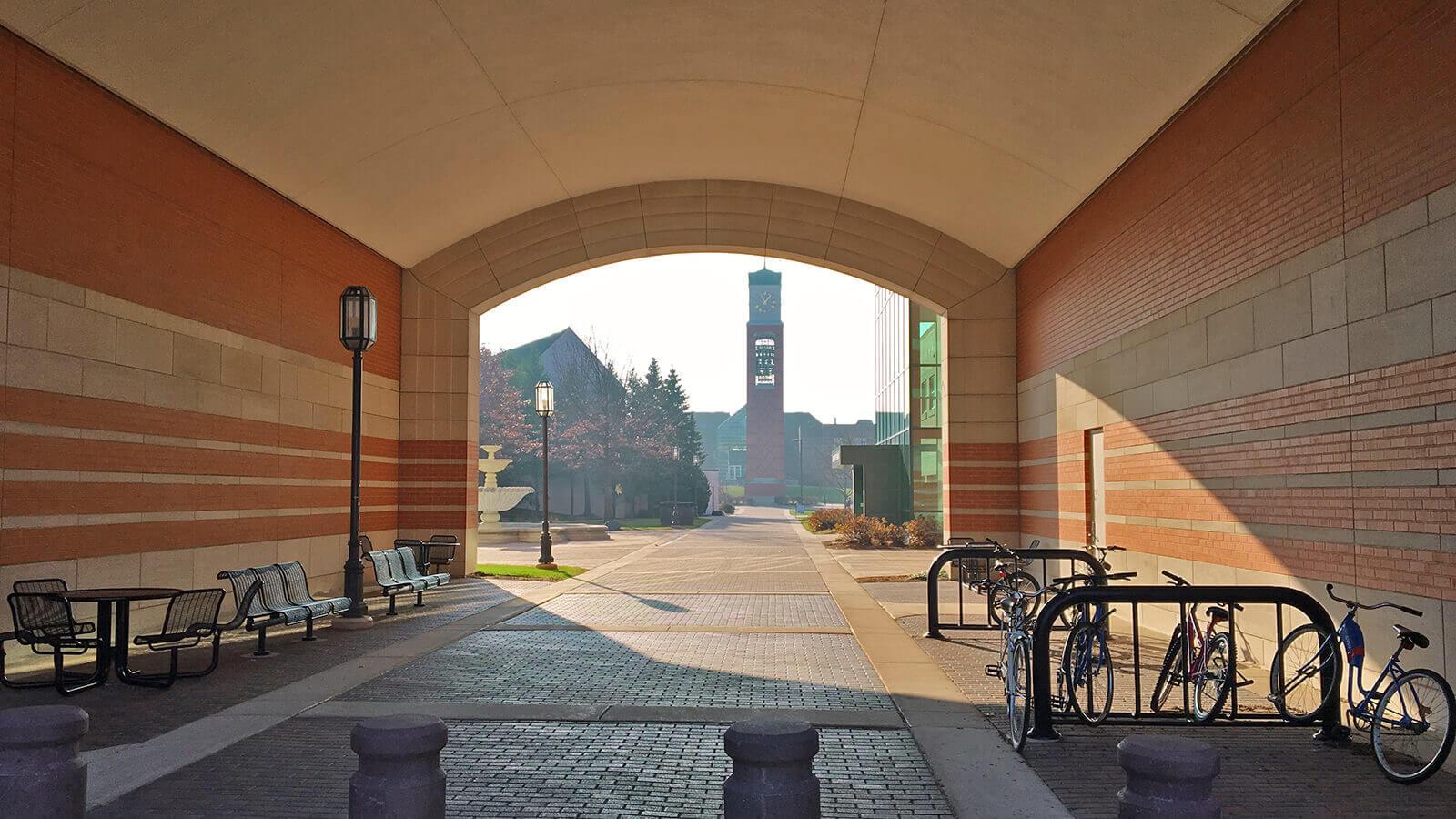 Gvsu Grand Rapids Campus Map.Grand Valley State University Cappex