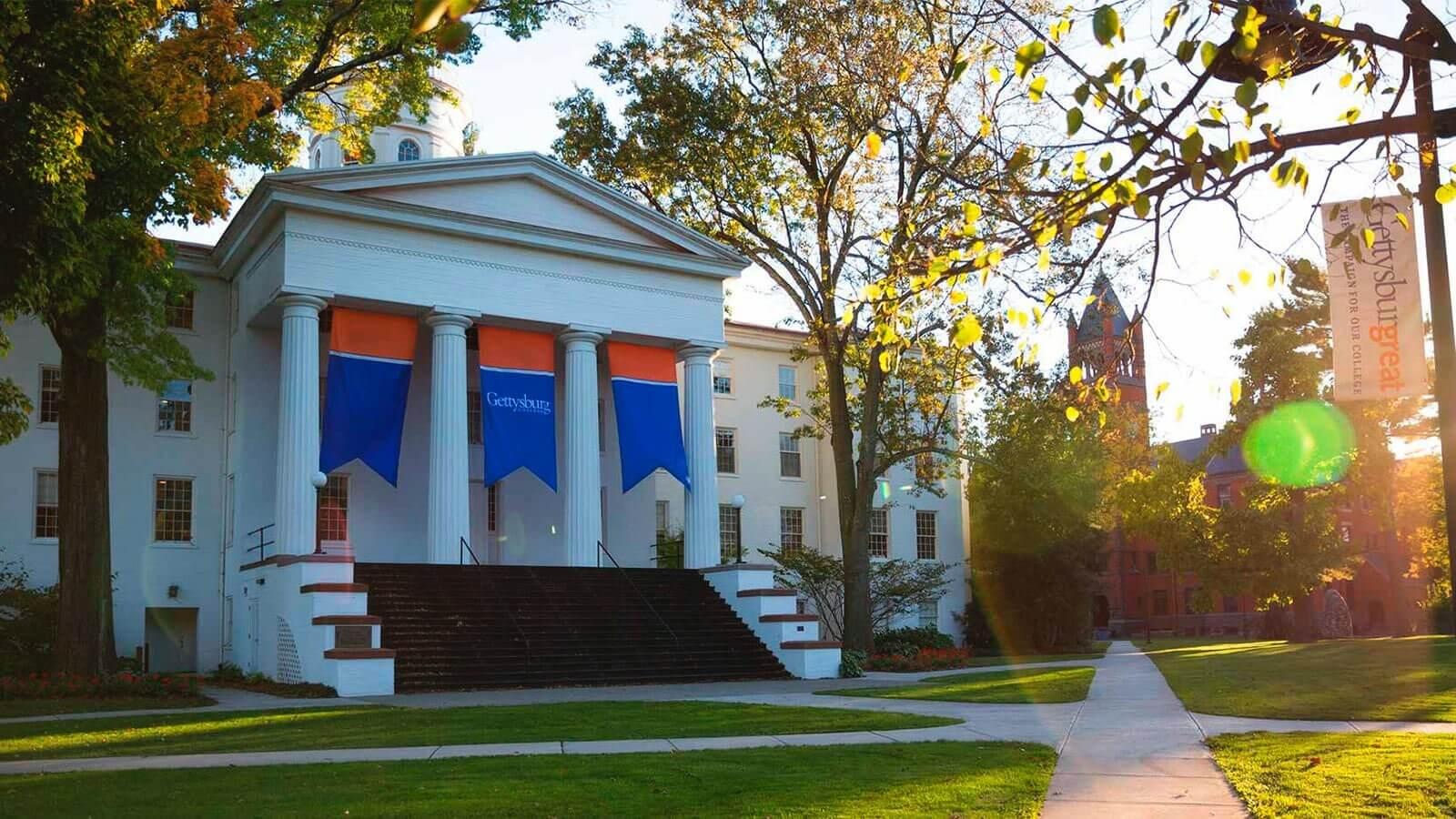 Gettysburg College Cappex