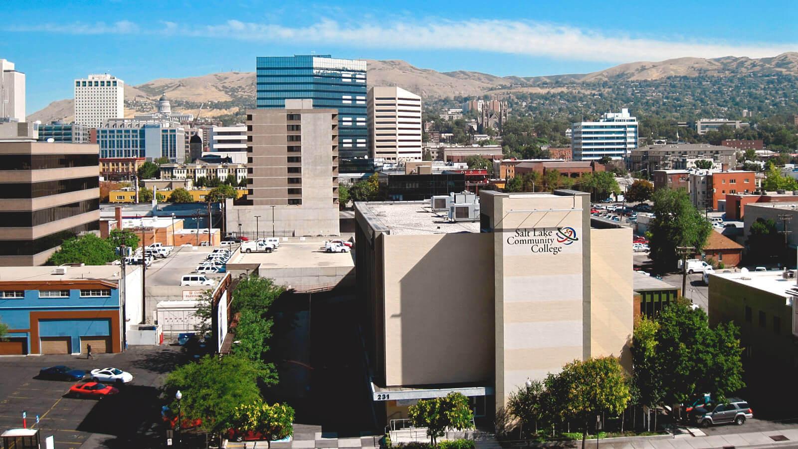 Salt Lake Community College Cappex