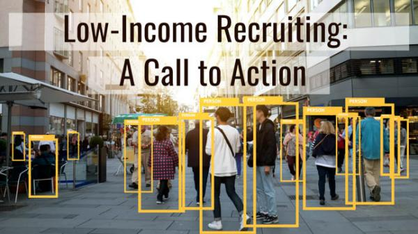 Low-Income Recruiting A Call to Action