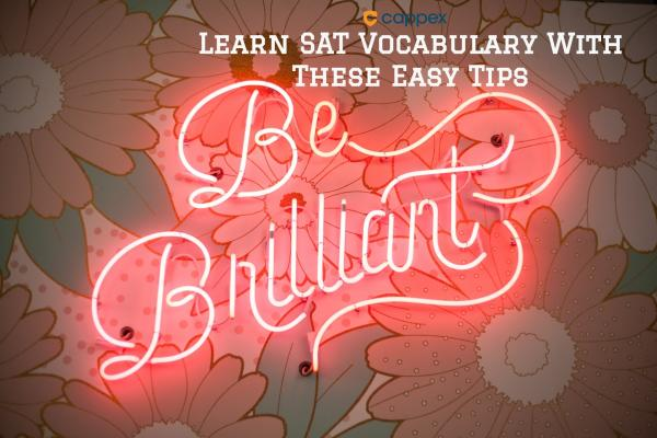 Learn SAT Vocabulary With These Easy Tips