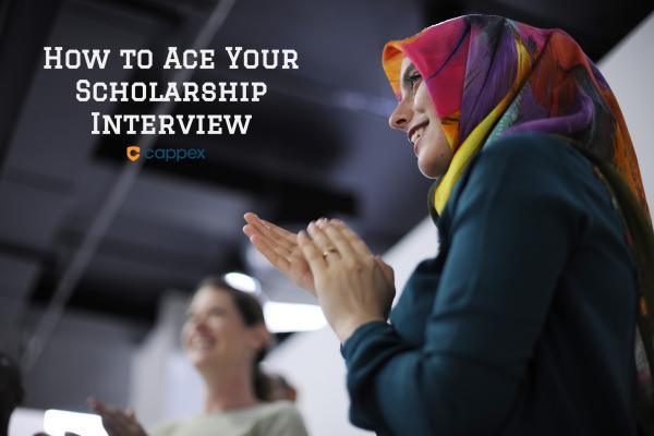 How to Ace Your Scholarship Interview