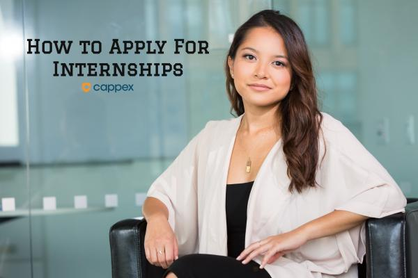 How to Apply for Internships