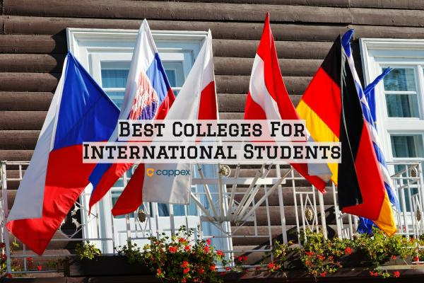 Best Colleges For International Students