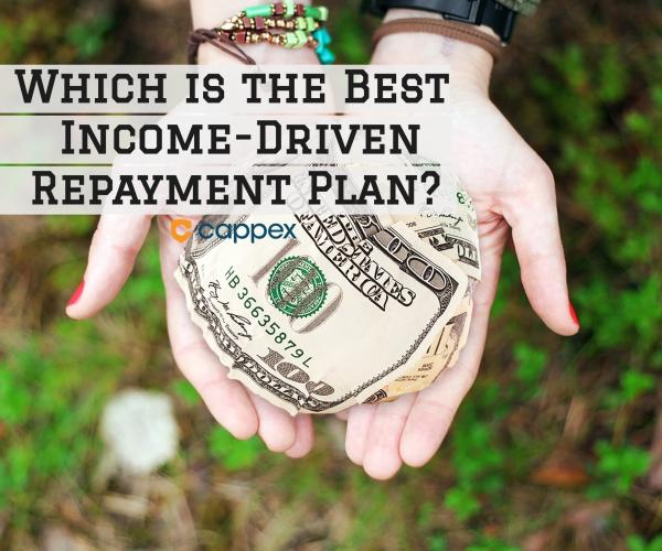 Which is the Best Income-Driven Repayment Plan