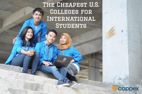 The Cheapest U.S. Colleges for International Students