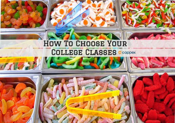 How to Choose Your College Classes