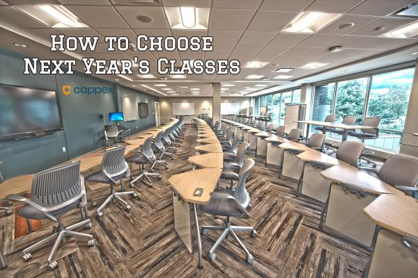 How to Choose Next Year's Classes