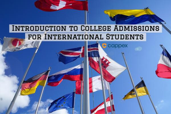 Introduction to College Admissions for International Students