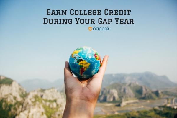 Earn College Credit During Your Gap Year