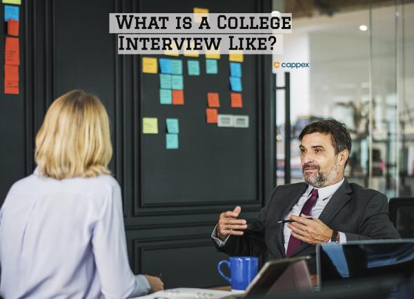 What is a College Interview Like?