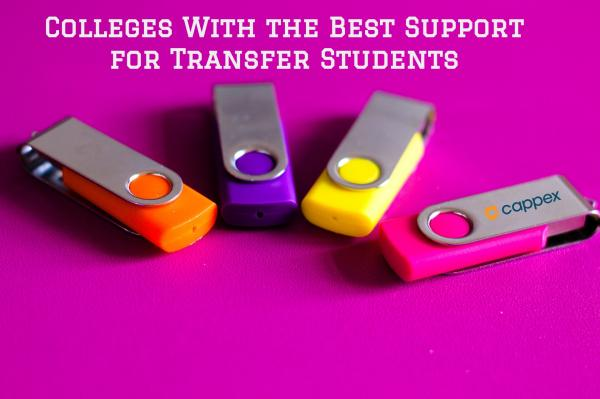 Colleges with the Best Support for Transfer Students