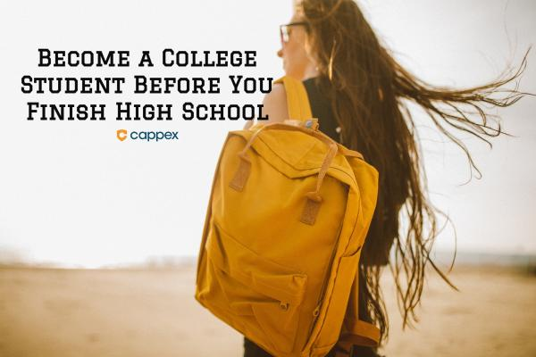 Become a College Student Before You Finish High School