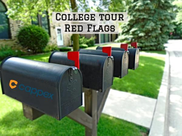 College Tour Red Flags