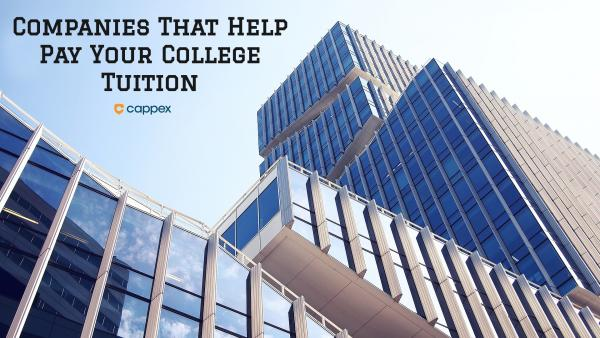 Companies That Help Pay Your College Tuition