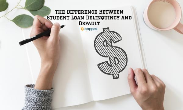The Difference Between Student Loan Delinquency and Default