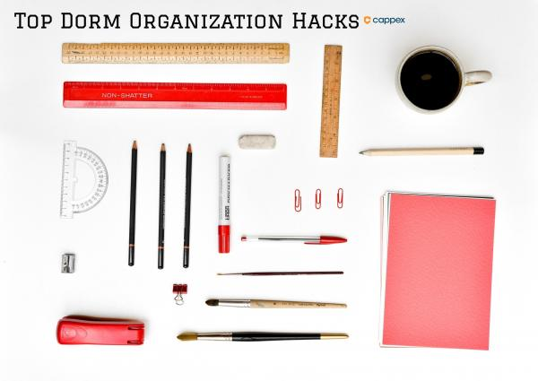 Top Dorm Organization Hacks