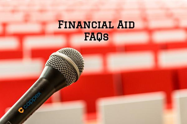 Financial Aid FAQs