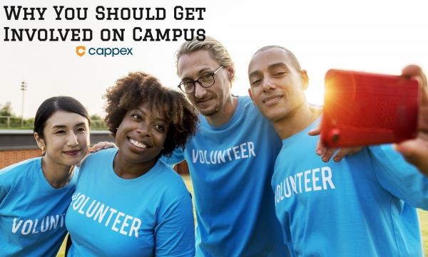 Why You Should Get Involved on Campus