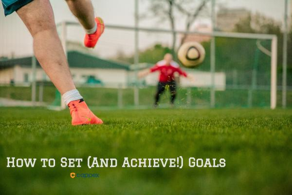 How to Set (and Achieve!) Goals