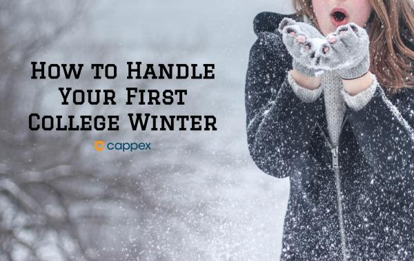 How to Handle Your First College Winter