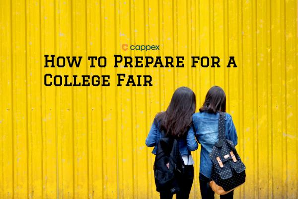 How to Prepare for a College Fair