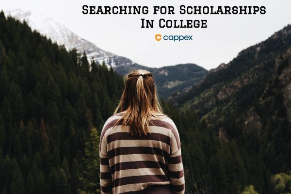 Searching for Scholarships in College