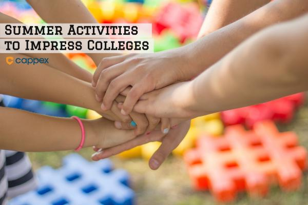 Summer Activities to Impress Colleges
