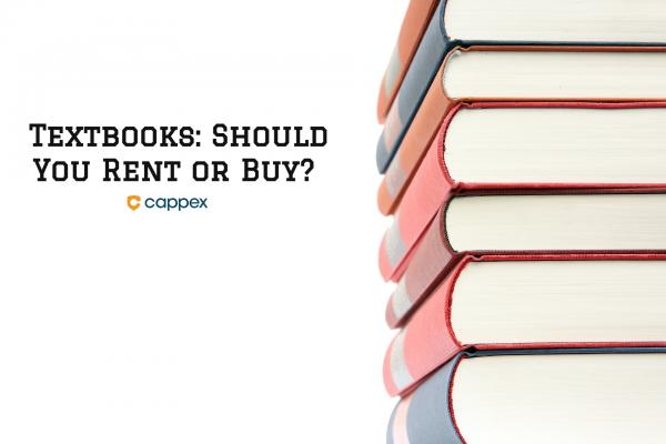Textbooks: Should You Rent or Buy?