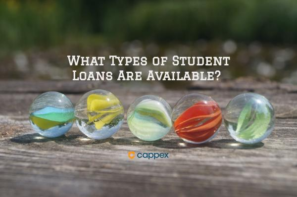 What Types of Student Loans Are Available?