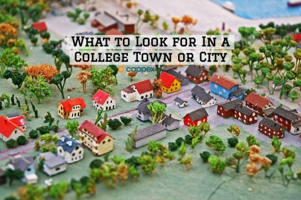 What to Look for in a College Town or City